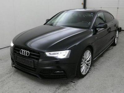 gebraucht Audi A5 Sportback 3,0 TDI quattro S-tronic/3x Sline/Standhzg/AHK/