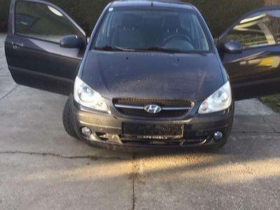 gebraucht Hyundai Getz 1.1 GL Klein-/ Kompaktwagen