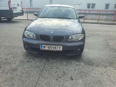 gebraucht BMW 118 1er-Reihe Diesel (E87) Österreich-Paket