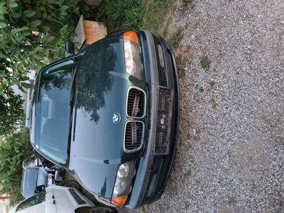 gebraucht BMW 318 3er-Reihe (E46) Österreich-Paket