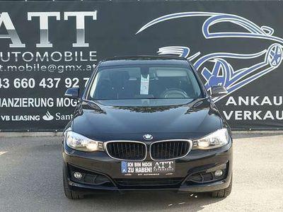gebraucht BMW 318 Gran Turismo d Gran Turismo SPORT LINE 3er