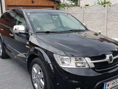 gebraucht Fiat Freemont 2,0 Multijet II 170 Lounge AWD Aut. Kombi / Family Van