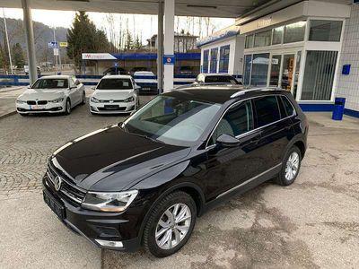 gebraucht VW Tiguan DSG Offroad-Packet SUV / Geländewagen