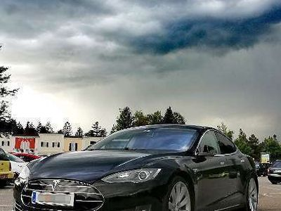 used Tesla Model S P85+ zum Top Preis inkl. Supercharger Nutzung Limousine,