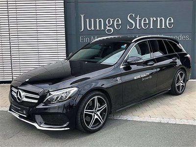 used Mercedes C220 C-Klassed T AMG Line 4MATIC Aut. Kombi / Family Van,