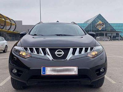 gebraucht Nissan Murano 3,5 V6 Benzin SUV / Geländewagen