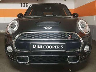 brugt Mini Cooper S Automatik 5 Türer F55