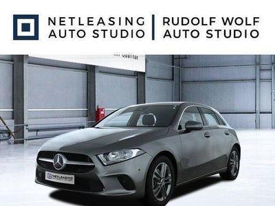 gebraucht Mercedes A200 Progressive+Business+NaviPrem+AHK+Totw+17'