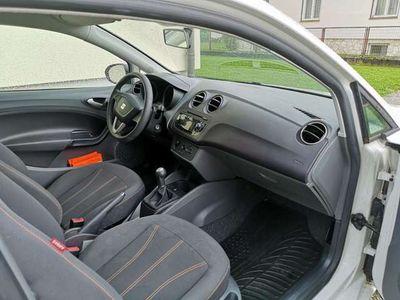 gebraucht Seat Ibiza SportCoupé Sport 1,2 TSI