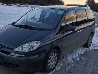 gebraucht Peugeot 807 SR 2,0 HDI 110 (FAP)