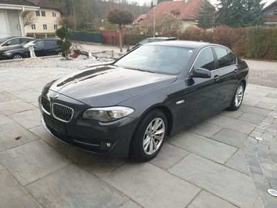 gebraucht BMW 525 5er-Reihe d xDrive Limousine