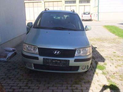 gebraucht Hyundai Matrix 1,5 Elegance CRDi