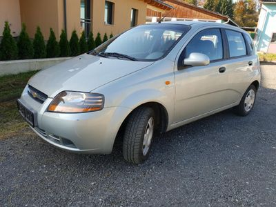 gebraucht Chevrolet Kalos 1,2 SE SOHC