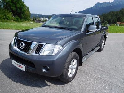 used Nissan Navara Double CabSE 2,5 dCi 4x4 DPF