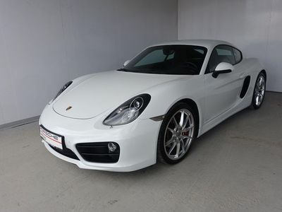 gebraucht Porsche Cayman S 981
