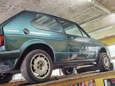 """gebraucht VW Golf I Golf VOLKSWAGENGTI """"PIRELLI """" Klein-/ Kompaktwagen"""