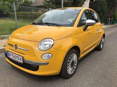 gebraucht Fiat 500 Klein-/ Kompaktwagen