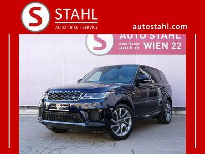 gebraucht Land Rover Range Rover Sport 2,0 P400e PHEV HSE | Auto Stahl Wien 20