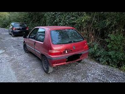 gebraucht Peugeot 106 Color Line Klein-/ Kompaktwagen