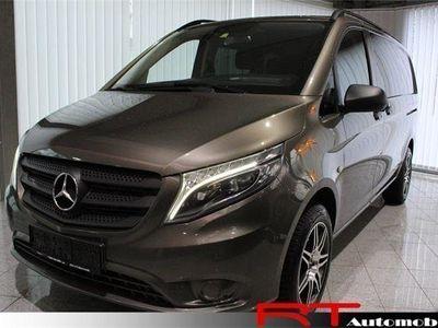 gebraucht Mercedes Vito 119 BlueTEC BussinessVAN LED-AHK-Navi