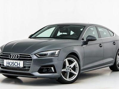 gebraucht Audi A5 Sportback 40 TFSI Sport Aut. LP:58.407,-€ Limousine