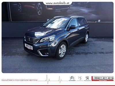 gebraucht Peugeot 5008 1,5 BlueHDI 130 S&S 6-Gang Active Active