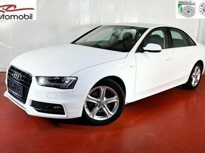 gebraucht Audi A4 2,0 TDI S-LINE
