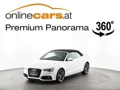 used Audi A5 Cabriolet quattro 2.0 TDI S-LINE NAVI XENON