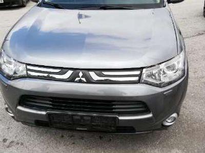 brugt Mitsubishi Outlander 2,2 DI-D Instyle Aut.