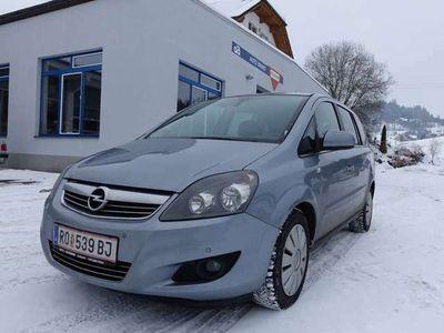 gebraucht Opel Zafira 1,7 CDTI Ecoflex DPF