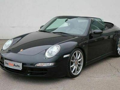 gebraucht Porsche 911 Carrera Cabriolet (997)