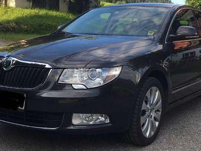 gebraucht Skoda Superb 4x4 Elegance CR 2,0 TDI DPF Limousine