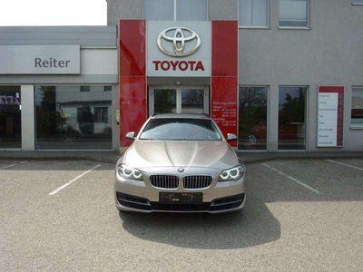 gebraucht BMW 518 5er-Reihe d Touring *XENON*NAVI*LEDE*RSHZ*PDC*AHK* Kombi / Family Van