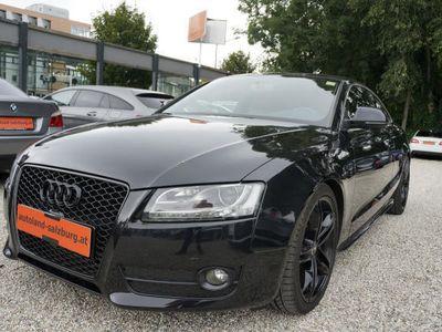 gebraucht Audi A5 Coupé 1,8 T FSI LEDER 19 Zoll Sportwagen / Coupé,