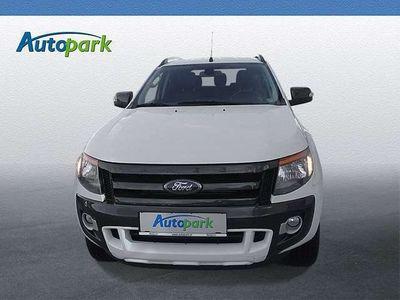 gebraucht Ford Ranger Wildtrak Doppelkabine 4x4