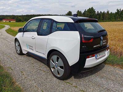 gebraucht BMW i3 (94 Ah), Wärmepumpe, Schnelllader, Top Akku Limousine