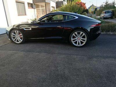 gebraucht Jaguar F-Type Coupe 3,0 AWD Aut. S/C S