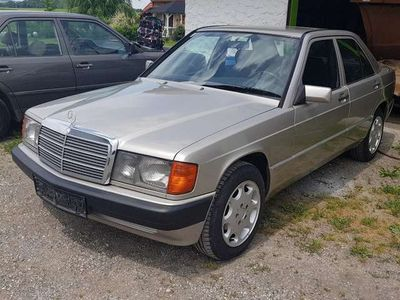 gebraucht Mercedes 190 D 2,5 Turbo Ds. Aut.