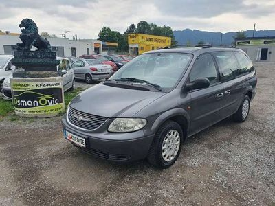 gebraucht Chrysler Grand Voyager 2,5 SE Business CRD Ds.