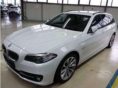 gebraucht BMW 520 5er-Reihe d Aut; Virtual-Cockpit,AHV,NAVI,XENON,Harman... Kombi / Family Van