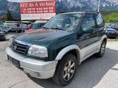 gebraucht Suzuki Grand Vitara VX 1,6