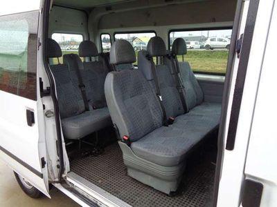 gebraucht Ford Transit Variobus 280M Euro5 Doppelklimanlage ESP 6-Gang