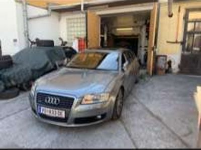 gebraucht Audi A8 3,0 TDI V6 quattro DPF Tiptronic