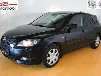 gebraucht Mazda 3 3Sport 1,6i TE Limousine