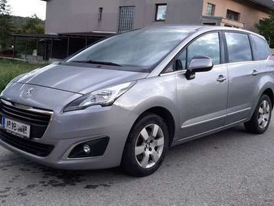 gebraucht Peugeot 5008 1,6 BlueHDi 120 EAT6 S