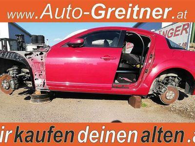 gebraucht Mazda RX8 Challenge Sportwagen / Coupé