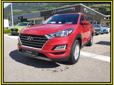 gebraucht Hyundai Tucson Level 3 RUN 1,6 CRDi 4WD MT