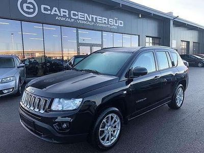 gebraucht Jeep Compass 2,2 CRD Limited 2WD