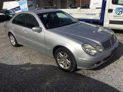 gebraucht Mercedes E280 Avantgarde Sport CDI Aut. Eiro4 Perfekt!!! Nawi!!!