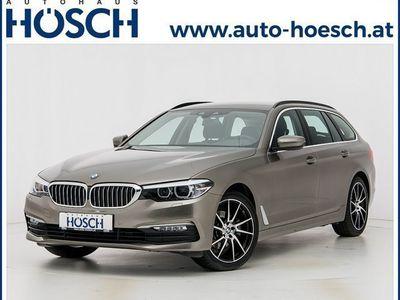 gebraucht BMW 520 5er-Reihe d Touring Aut. LP: 60.838.- € Kombi / Family Van,